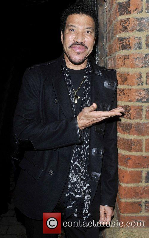 Lionel Richie, Oxford Union and Oxford University 2