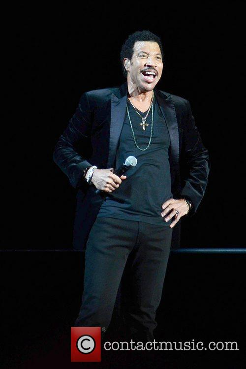 Lionel Richie, The, Dublin and Ireland 1