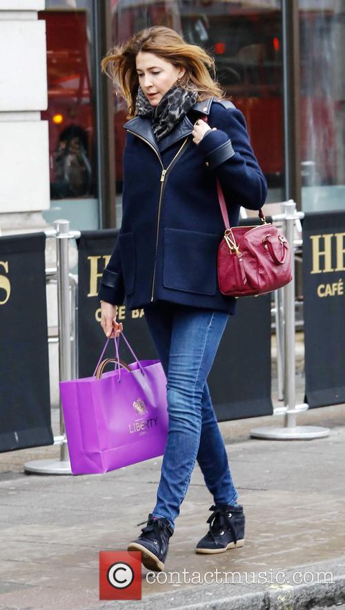 Lisa Snowdon and Capital Fm 2