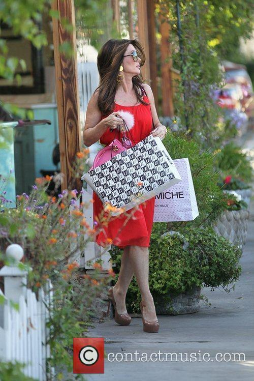 'The Real Housewives of Beverly Hills' star Lisa...