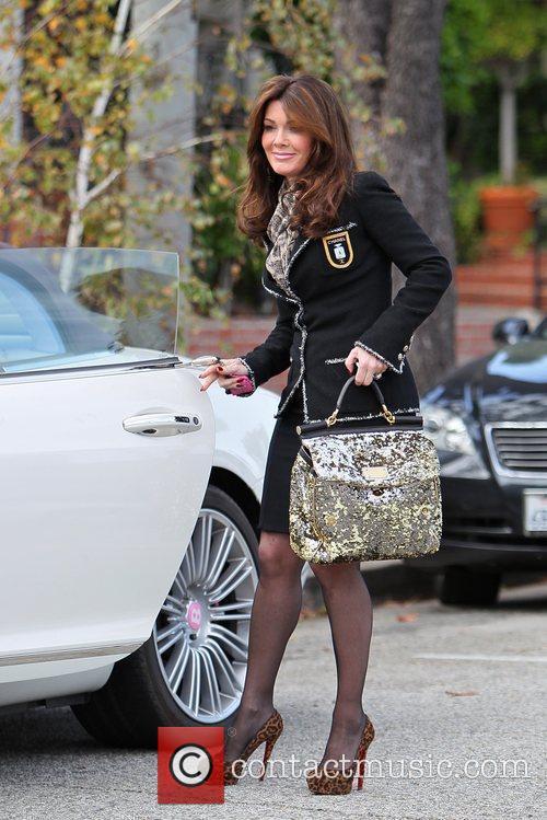 Lisa Vanderpump star of 'The Real Housewives of...