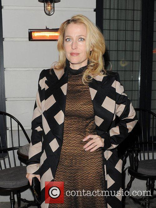 Gillian Anderson, Little House and Mayfair 2