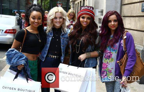 Perrie Edwards and Little Mix 3