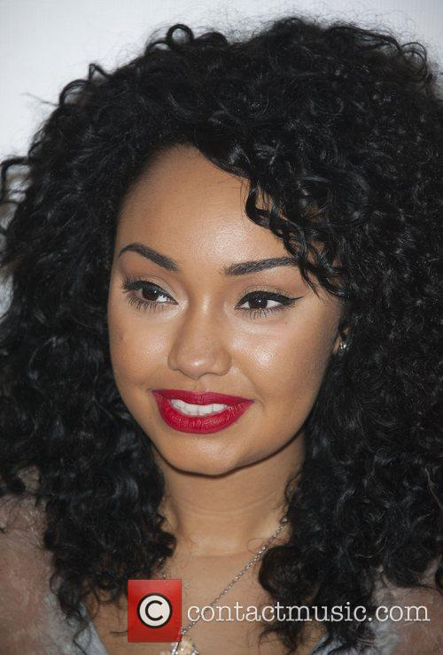 Leigh-Anne Pinnock Little Mix perform live and pose...