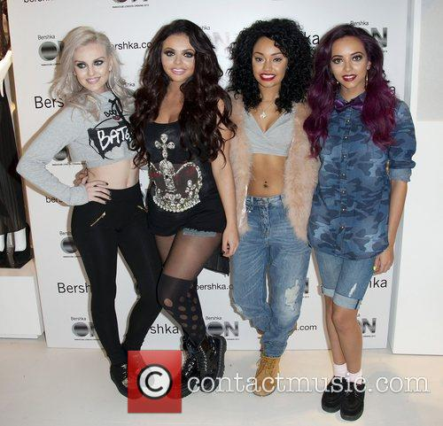 Perrie Edwards, Jesy Nelson, Leigh-anne, Pinnock and Jade Thirlwall 3