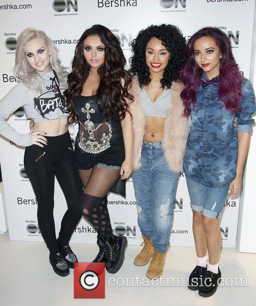 Perrie Edwards, Jesy Nelson, Leigh-anne, Pinnock and Jade Thirlwall 5