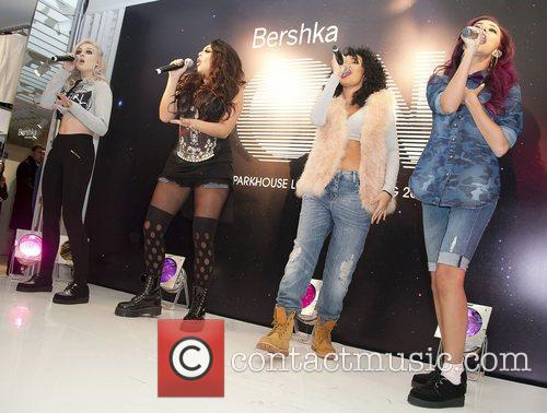 Perrie Edwards, Jesy Nelson, Leigh-anne, Pinnock and Jade Thirlwall 6
