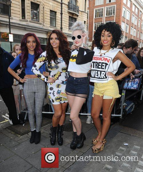 Perrie Edwards and Little Mix 5