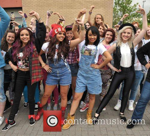 Perrie Edwards and Little Mix 10