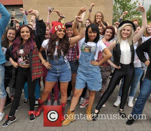 Perrie Edwards and Little Mix 13