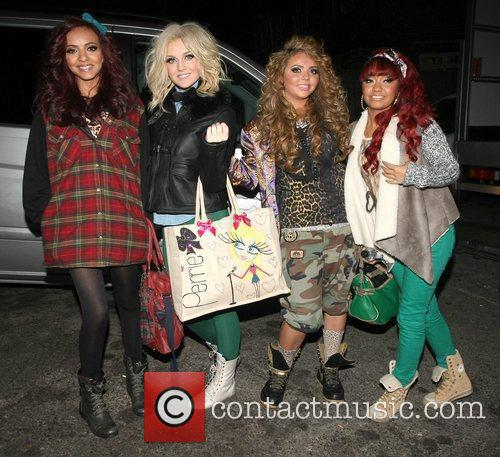 Jade Thirlwall, Perrie Edwards, Jesy Nelson and Leigh-Anne...