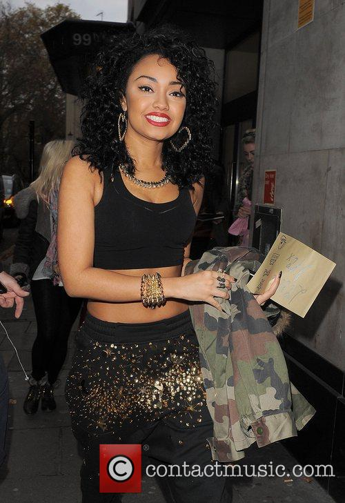 Leigh-anne, Pinnock, Little Mix and Sony Music 7