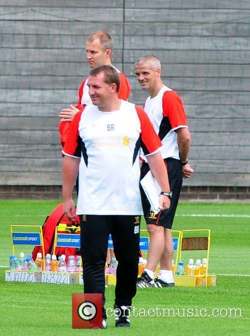 Brendan Rodgers  Liverpool football team return to...