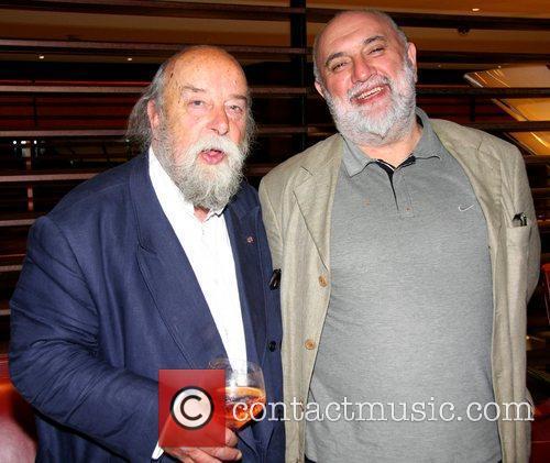 Roy Ackerman and Alexei Sayle Liverpool Love Art...