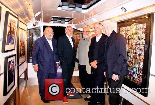 Roy Ackerman, Roger McGough, Alexei Sayle, Brendan Neiland...