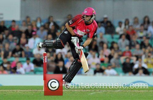 Ben Rohrer   The Sydney 6ers v...