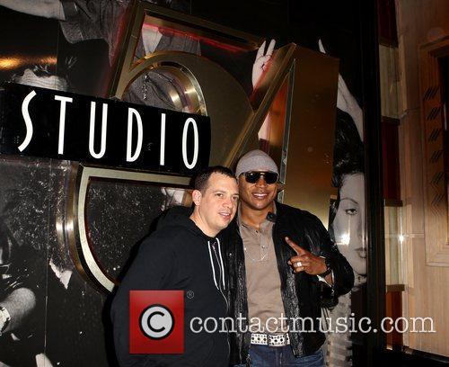 DJ Z-Trip, LL Cool J  Studio 54's...