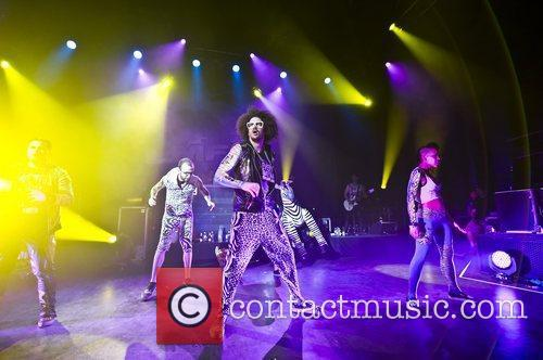Lmfao and Shepherd's Bush Empire 8