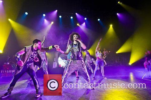 Lmfao and Shepherd's Bush Empire 9