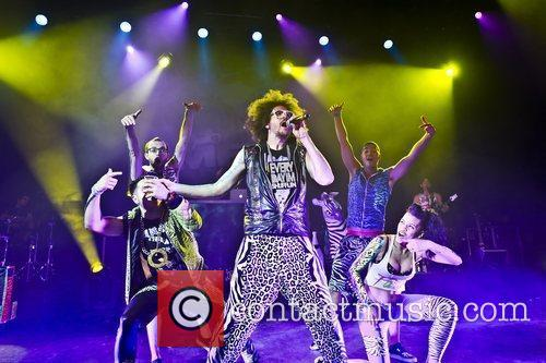 Lmfao and Shepherd's Bush Empire 10