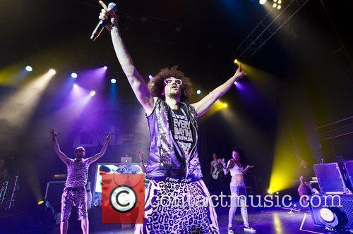 Lmfao and Shepherd's Bush Empire 11