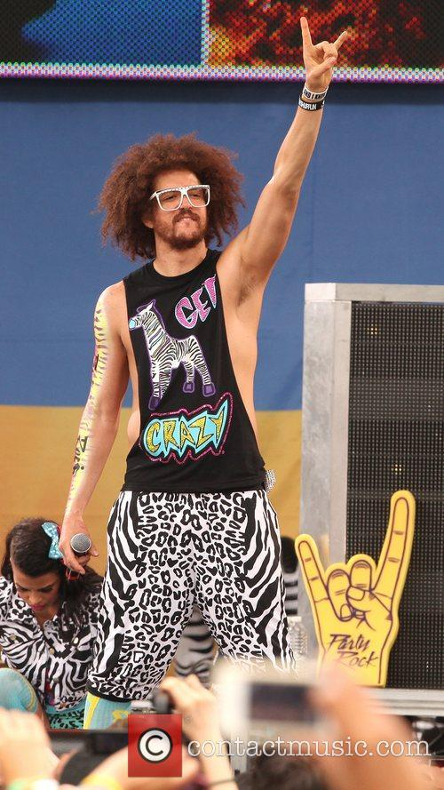 Redfoo and Skyblu 4