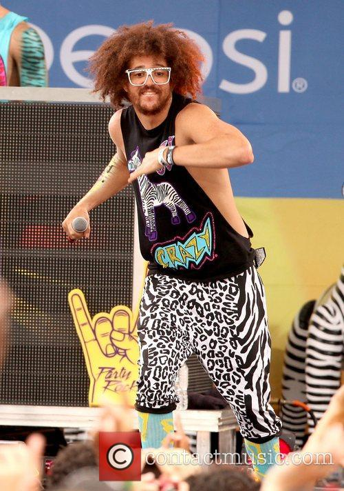 Redfoo and Skyblu 5