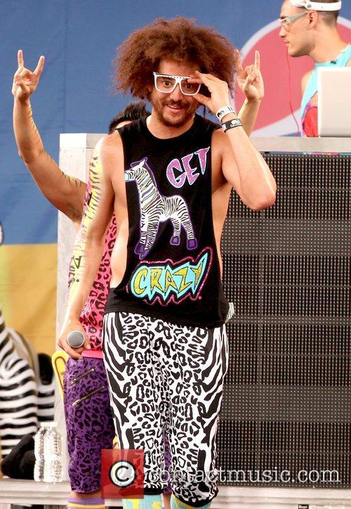 Redfoo and Skyblu 6
