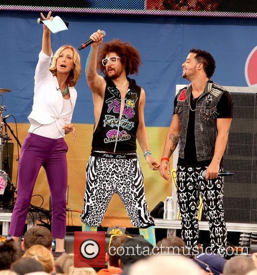 Lara Spencer, Skyblu and Central Park