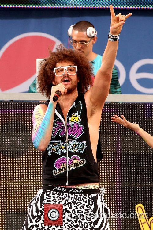 Redfoo and Skyblu 8