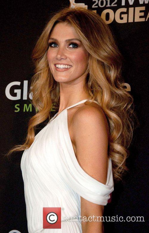 Delta Goodrem The 2012 Logie Awards held at...
