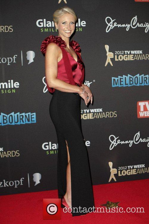 Lavinia Nixon The 2012 Logie Awards held at...