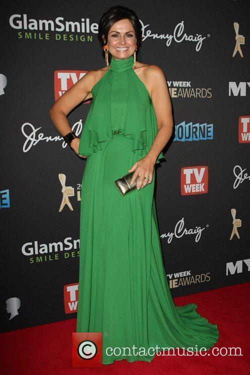 Lisa Wilkinson The 2012 Logie Awards held at...