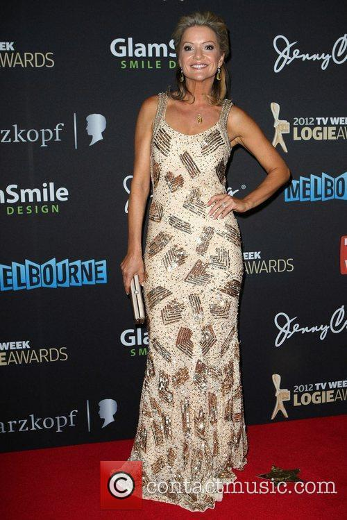 Sandra Sulley The 2012 Logie Awards held at...