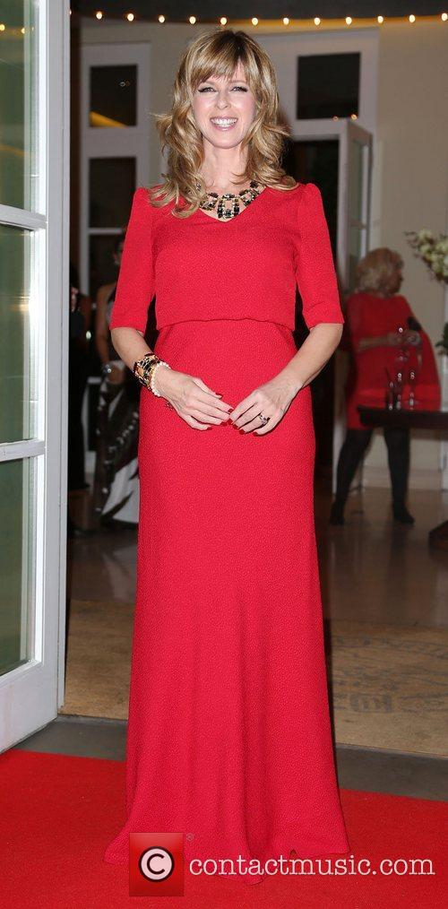Kate Garraway,  at the Hot Diamonds London...