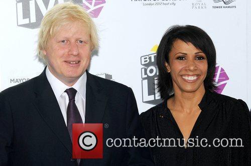 Boris Johnson and Kelly Holmes 3