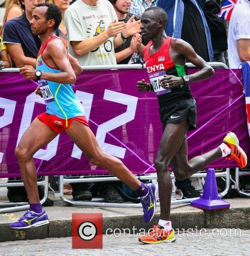 London 2012 Olympic Games - Men's Marathon Final