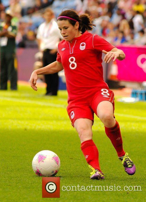 Diana Matheson London 2012 Olympic Games - Women's...