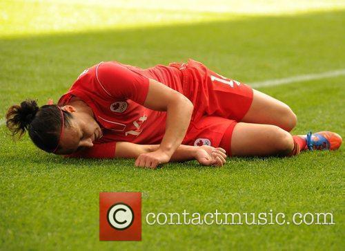 Melissa Tancredi London 2012 Olympic Games - Women's...