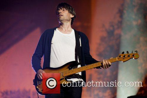 Alex James and Blur 2