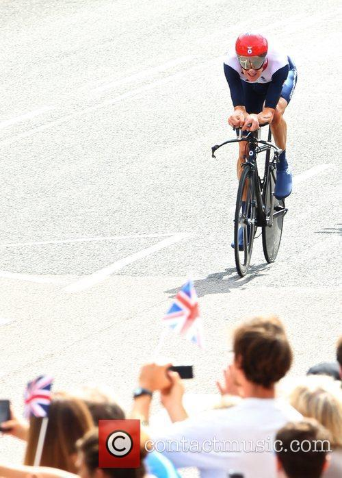 London 2012 Olympic Games - Men's time trial...