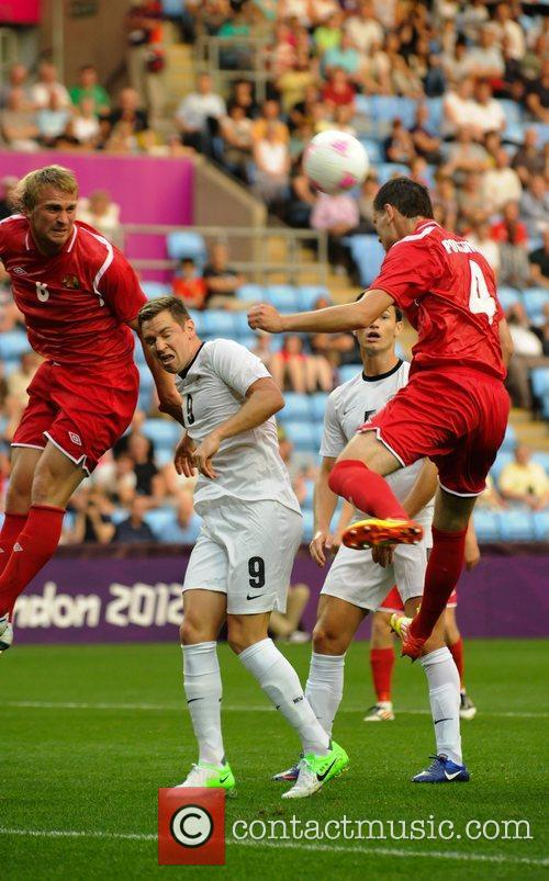 London 2012 Olympic Games - Men's Football -...