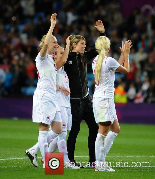 Atmosphere London 2012 Olympic Games - Women's Football...