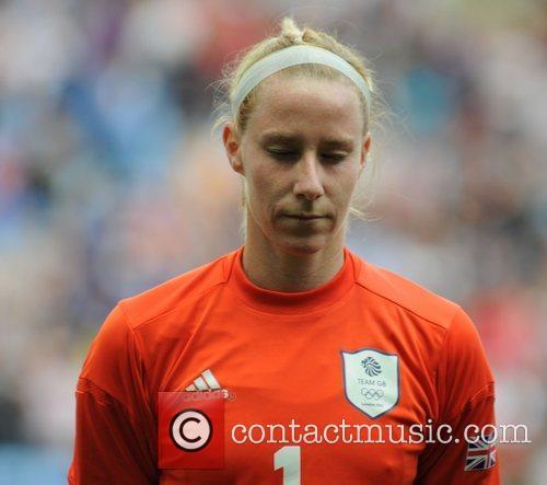 Karen Bardsley (Great Britain) London 2012 Olympic Games...