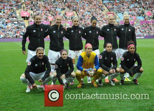 Team Canada London 2012 Olympic Games - Women's...