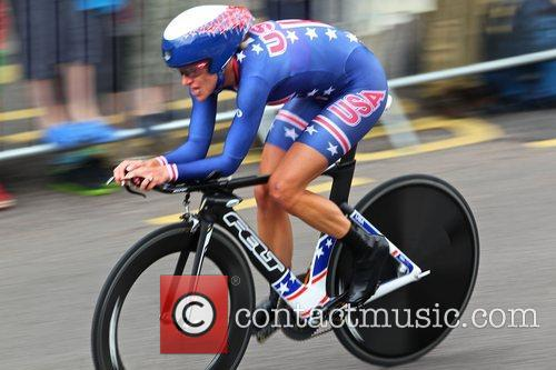 Kristin Armstrong of USA