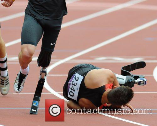 London 2012 Paralympic Games - Men's 200m -...