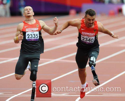 Wojtek Czyz (Ger)  London 2012 Paralympic Games...