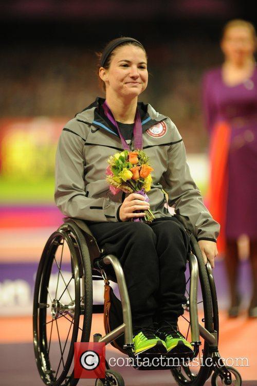 (Bronze) Jessica Galli (USA)   London 2012...