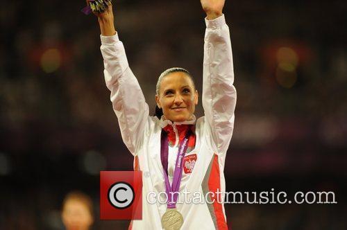 Women's 1500m T20 . Medal Ceremony....